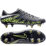 Nike Hypervenom Phinish SG-PRO Anti-Clog Dark Lightning Pack - Sort/Hvid/Neon/Blå
