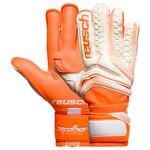 Reusch Gants de Gardien Serathor Pro G2 Evolution - Blanc/Orange