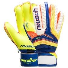 Reusch Serathor Pro M1 OrthoTec Junior Dazzling Blue Safety Yellow Safety Yellow