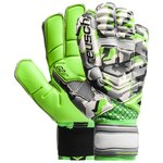 Reusch Goalkeeper Gloves Re:load Deluxe G2 - Camouflage/Green Gecko
