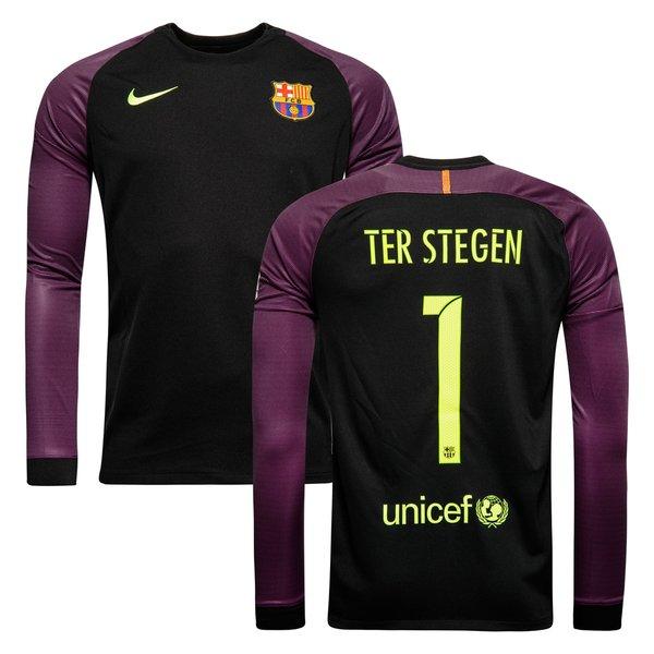 the best attitude 5f497 c01e0 Barcelona Goalkeeper Shirt 2016/17 TER STEGEN 1 Kids | www ...