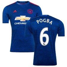 Manchester United Udebanetrøje 2016/17 POGBA 6 Børn
