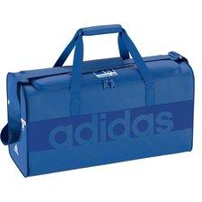 adidas sports bag tiro linear - blue - bags