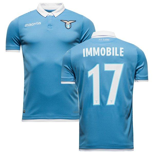 Maillot Domicile Lazio LONGUES