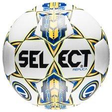 Select Fotboll Brillant Replica Allsvenskan - Vit/Gul