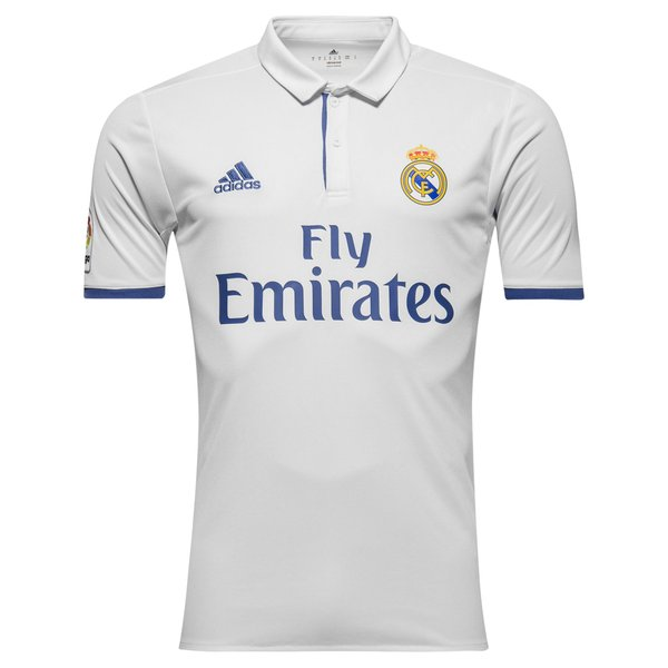 real madrid maillot domicile 2016 17 pr commande. Black Bedroom Furniture Sets. Home Design Ideas
