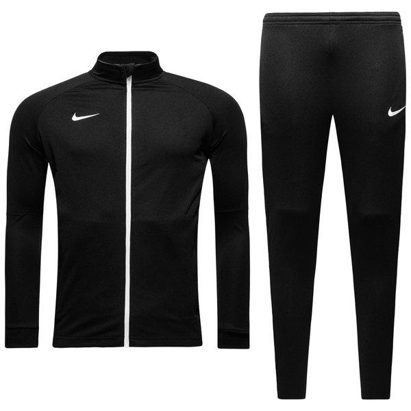 huge selection of 0d233 9bb93 Nike Treningsdress Dry Academy - Sort Hvit Barn 0