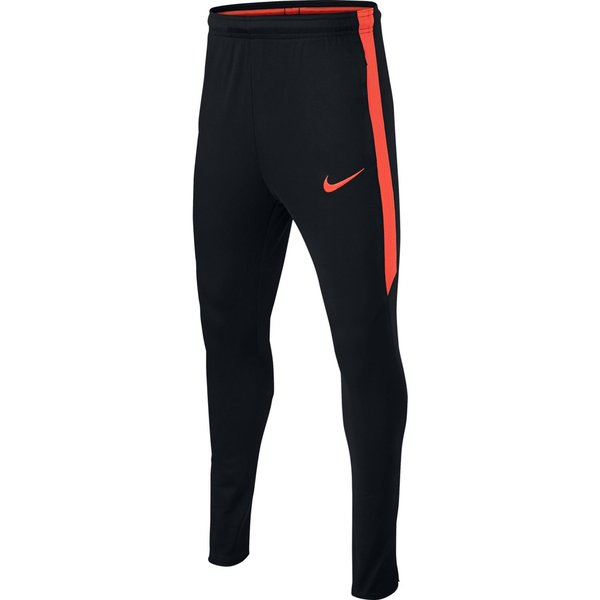 large discount many fashionable affordable price Nike Training Trousers Dry Squad - Black/Max Orange Kids