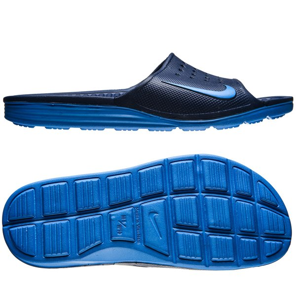 incredible prices the sale of shoes genuine shoes Nike Suihkusandaalit Solarsoft - Navy/Sininen | www.unisportstore.fi