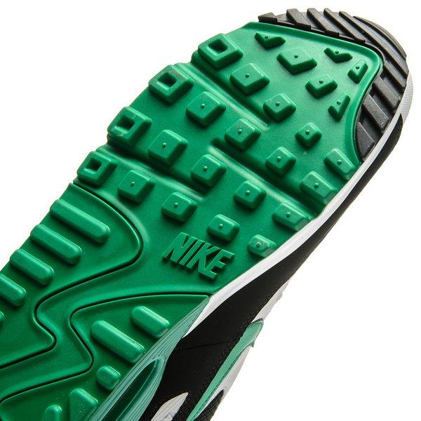 Nike Air Max 90 Essential SchwarzGrünWeiß