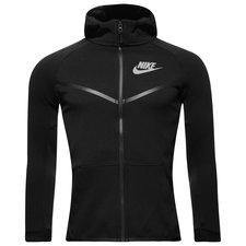 Nike Hoodie Tech Fleece - Zwart Kinderen