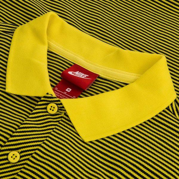 Manchester City Polo Opti Yellow