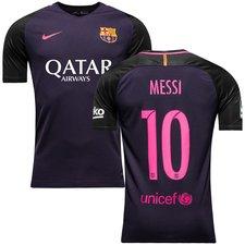 Barcelona Udebanetrøje 2016/17 Børn MESSI 10