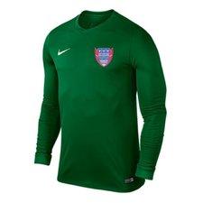 skovshoved if - målmandstrøje grøn - fodboldtrøjer