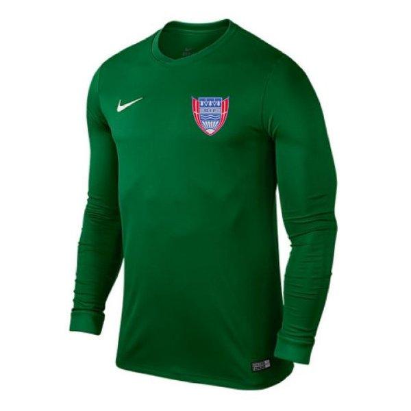 skovshoved if - målmandstrøje grøn børn - fodboldtrøjer