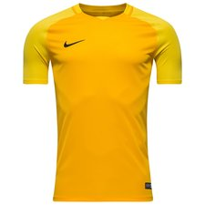 nike playershirt trophy iii - university gold/tour yellow - football shirts