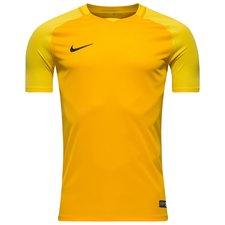 nike spilletrøje trophy iii - guld/gul - fodboldtrøjer