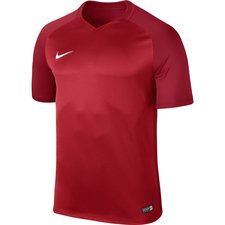 nike playershirt trophy iii - university red kids - football shirts