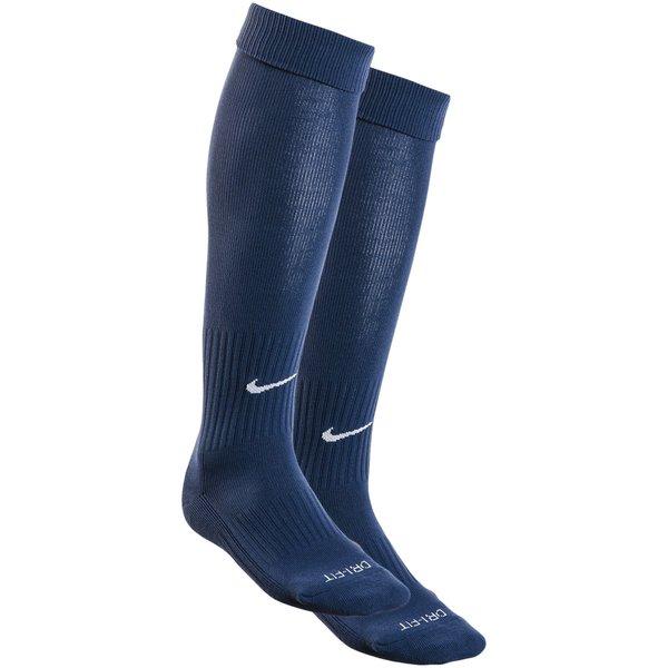 chaussette de foot nike bleu marine