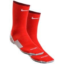Nike Voetbalsokken Team Matchfit Core Crew - Rood/Wit
