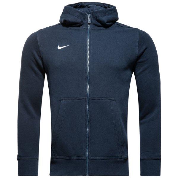 Nike Sweat à Capuche Team Club Bleu Foncé Enfant   www