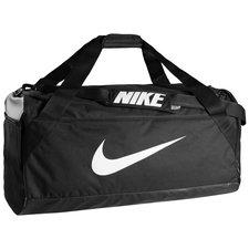 Nike Sporttas Brasilia Duffel L – Zwart/Wit