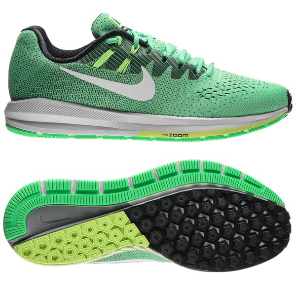 wholesale dealer 169b5 71133 Nike Running Shoe Air Zoom Structure 20 - Electro Green ...