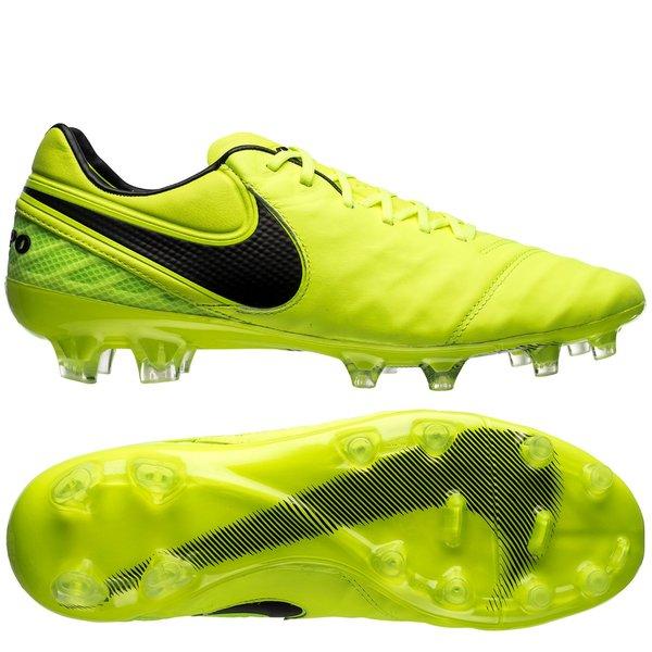on sale 25b2b 18a6f Nike Tiempo Legend 6 FG Radiation Flare - Volt/Black | www ...