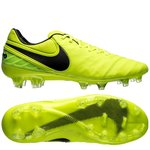 Nike Tiempo Legend 6 FG Radiation Flare - Volt/Black