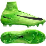 Nike Mercurial Superfly V FG Radiation Flare - Electric Green/Black