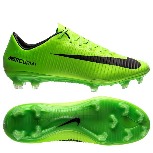 buy popular a55b8 15dfe Nike Mercurial Vapor XI FG Radiation Flare - Electric Green ...