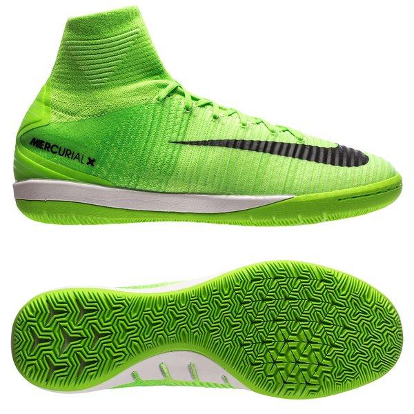 Nike MercurialX Proximo II Nike MercurialX Proximo II DF IC Radiation Flare - Electric Green ...