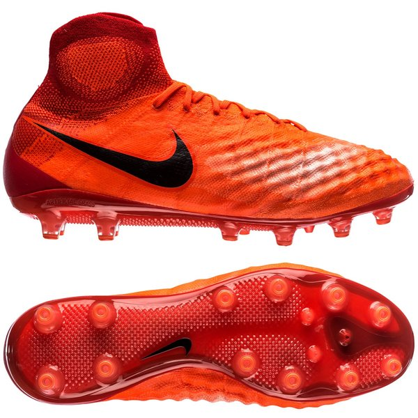 55aae5481b36 Nike Magista Obra II AG-PRO Radiation Flare - Total Crimson Black. Read  more about the product. - football boots. - football boots image shadow
