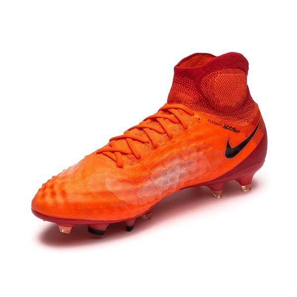 ef7e6ab7b Nike Magista Obra II FG Radiation Flare - Total Crimson/Black | www ...