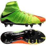 Nike Hypervenom Phantom 3 DF SG-PRO Radiation Flare - Electric Green/Black/Hyper Orange