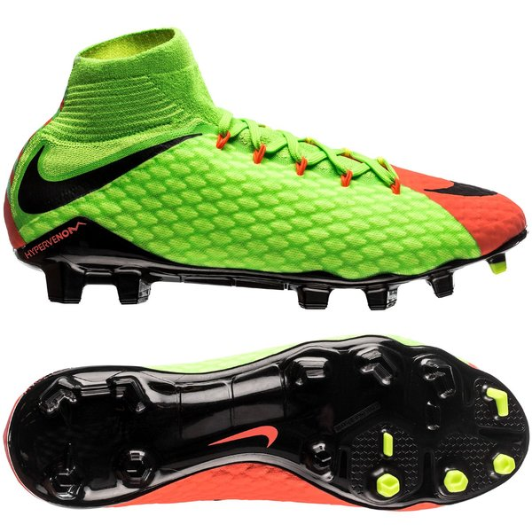 b2cb1d6ffa2 170.00 EUR. Price is incl. 19% VAT. -50%. Nike Hypervenom Phatal 3 DF FG  Radiation Flare - Electric Green Black Hyper Orange
