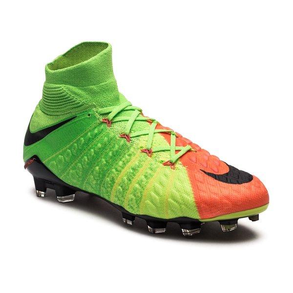 best loved 8cfd8 aaf01 Nike Hypervenom Phantom 3 DF FG Radiation Flare - Vihreä Musta Oranssi 3