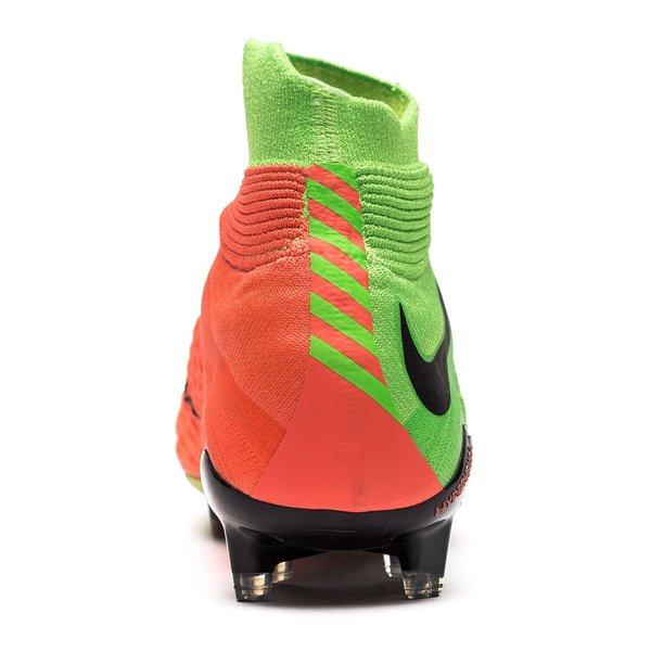 low cost d10dd 5f004 Nike Hypervenom Phantom 3 DF FG Radiation Flare - Vihreä Musta Oranssi 2