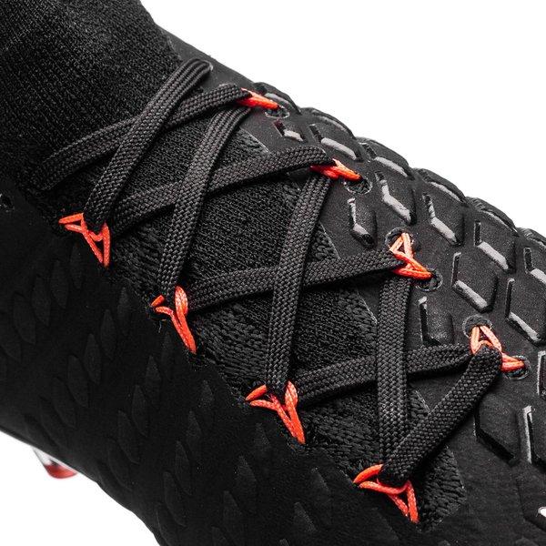 premium selection 534f9 46ae3 Nike Hypervenom Phantom 3 DF AG-PRO Black Pack - Svart Silver Grå