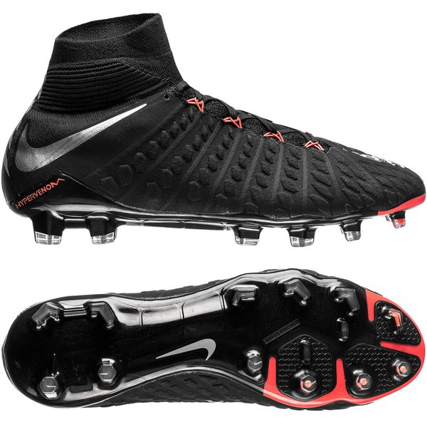 Nike Hypervenom Phantom 3 DF FG Black Pack - Black Metallic  Silver Anthracite. Read more about the product. - football boots. -  football boots image shadow 3979d7b373