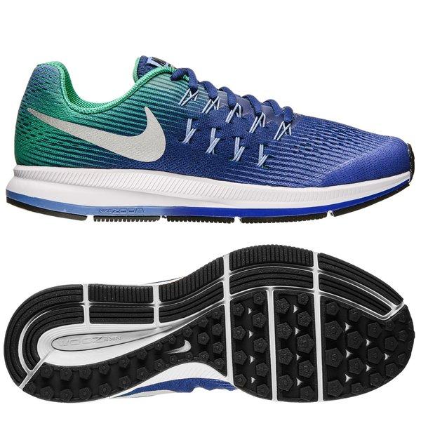 dcce96814e073 85.00 EUR. Price is incl. 19% VAT. -25%. Nike Running Shoe Air Zoom Pegasus  33 - Paramount Blue Metallic Silver Kids