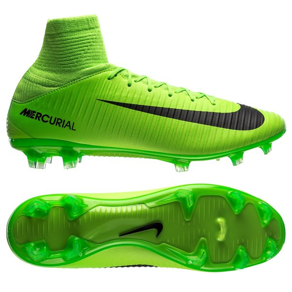 75421a862d3 170.00 EUR. Price is incl. 19% VAT. -55%. Nike Mercurial Veloce III DF FG  Radiation Flare - Electric Green Black