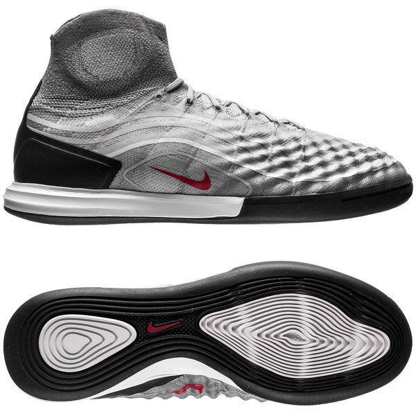 e4d43e336 Nike MagistaX Proximo II DF IC Revolution - Cool Grey Varsity Red ...