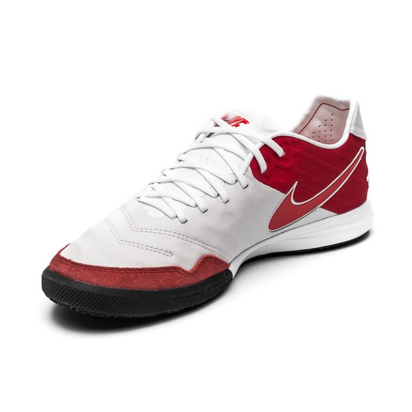 a58f3ebed63ffd ... nike tiempox proximo ic revolution - summit white university red  limited edition - indoor shoes ...