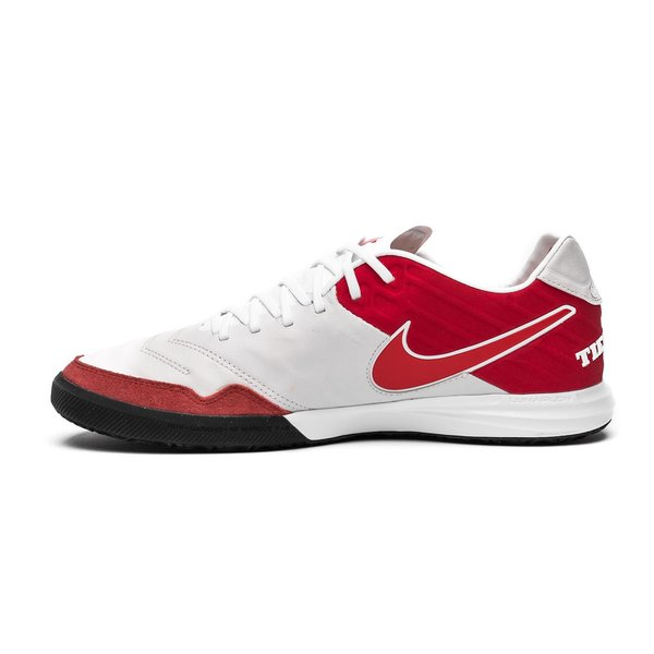 c1c3707e6cc496 nike tiempox proximo ic revolution - summit white university red limited  edition - indoor shoes