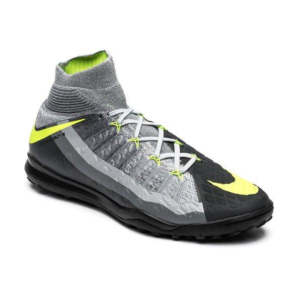 various colors 7ae22 1c82b Nike HypervenomX Proximo 2 DF TF Revolution - Black Volt Dark Grey LIMITED  EDITION