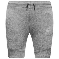 Nike Shorts Tech Fleece - Grijs Kinderen