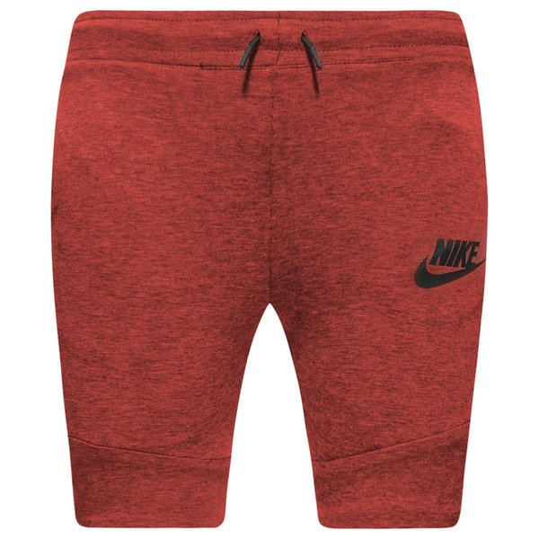 Nike Short Tech Fleece RougeNoir Enfant