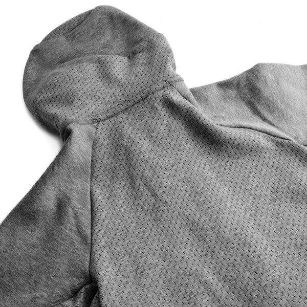 Nike Veste à Capuche FZ Sportswear Tech Fleece Gris Enfant