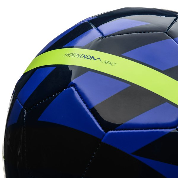 the best attitude 2c2e6 2cea2 Nike Football Hypervenom React - Obsidian/Paramount Blue ...